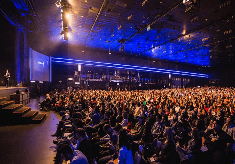 Congres 800 personen